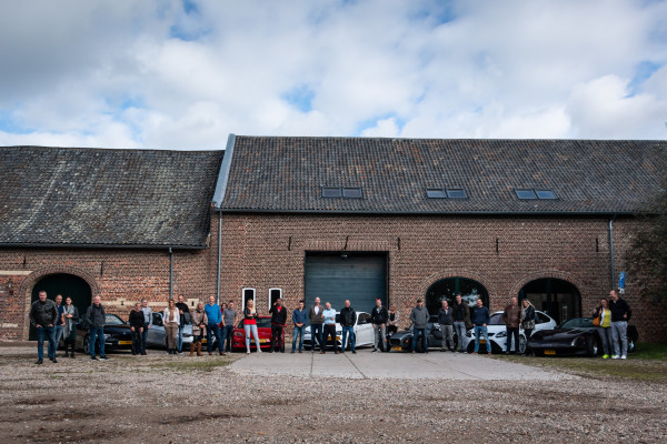 images from Betoverend Limburg incl. kasteel High tea